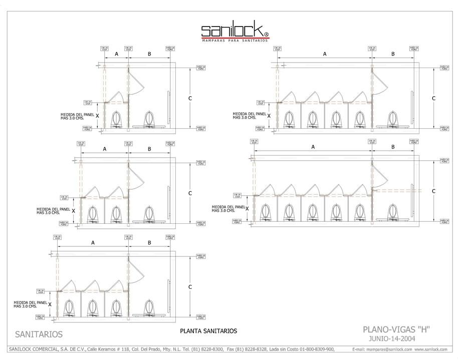 Mamparas Para Baño Sanilock:Instalación – Colgante 4900 – SanilockSanilock